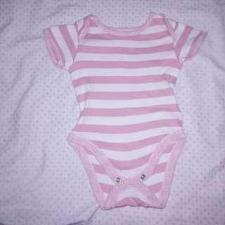 Mothercare bodysuit size 0-3mos