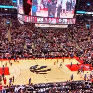 4 Tickets to Toronto Raptors vs Brooklyn Nets Dec 13