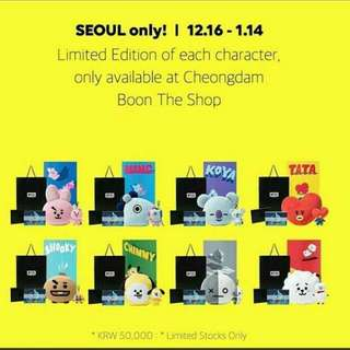 PREORDER BT21 created by bts