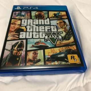 Looking for GTA 5 PS4