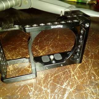 Sony A6000 / A6300 smallrig
