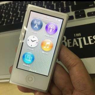 Ipod Nano-Silver 16gb