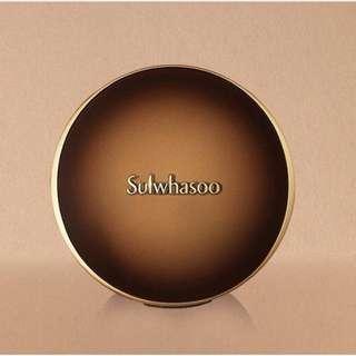 NEW! Sulwhasoo Perfecting Cushion Intense SPF50+/PA+++ (No. 21)