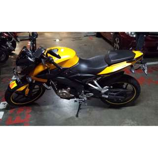Pulsar 200NS for sale