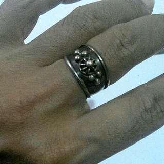 Cincin Antik Perak