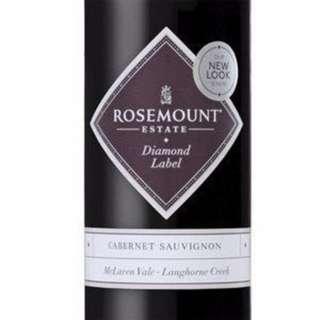 紅酒 - 玫瑰山莊 鑽石系列赤霞珠 Red wine