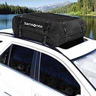 SAMSONITE Cargo Carrier - ROOF RACK SUV CRV MUX Fortuner Montero Everest Forester Trax Ecosport