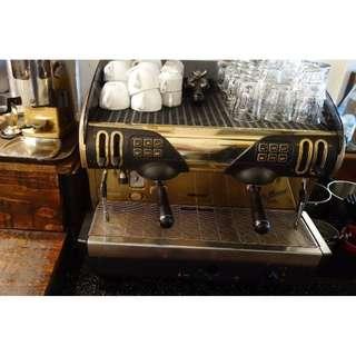 FAEMA 2 group commercial espresso machine