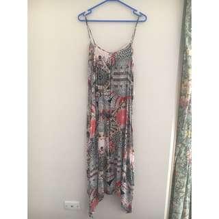 Dotti maxi dress size 10