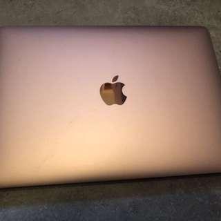 MacBook 玫瑰金色 512GB