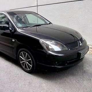 Car rental - Mitsubishi Lancer 1.6M - $260 per week
