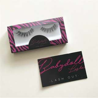 🔥LAST FEW🔥Babydoll Lashes In Q28