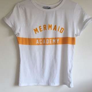 New Mermaid Squad Top Size 8