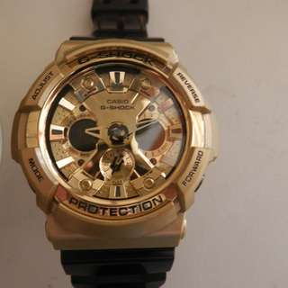 G shock Gold original