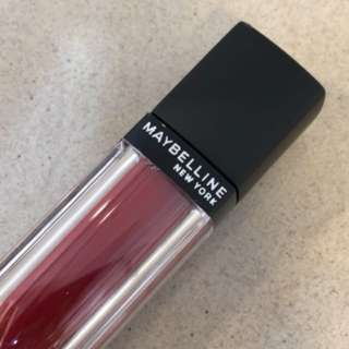 maybelline 唇膏