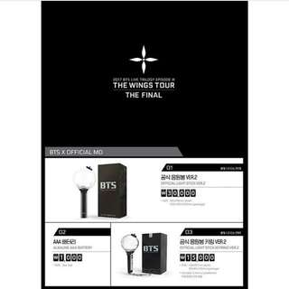 [PREORDER] BTS THE FINAL WINGS TOUR MD