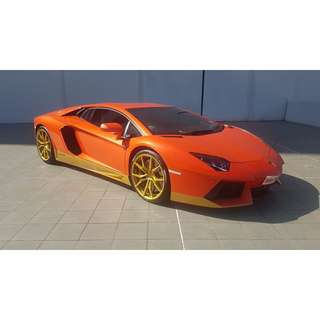 Lamborghini Aventador LP700-4 Auto