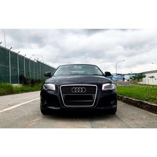 Audi A3 Sportback 1.6 Auto