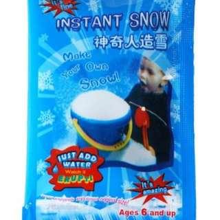 Instant Snow