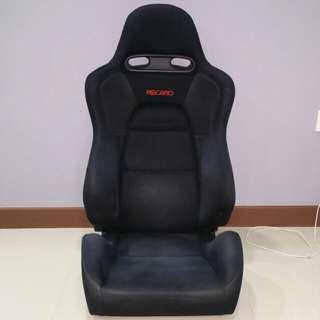 Original Evo 8 MR Recaro seat driver side