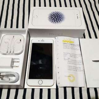 iPhone 6 32gb Complete Package With Receipt