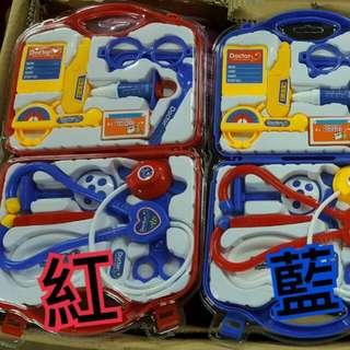 超級豪華醫生玩具組 (14件)