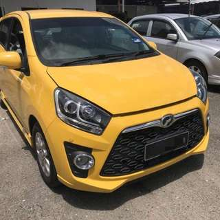 Axia 1.0 Auto Advance 2014 Full Specs 0 Depo