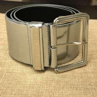 🈹聖誕大優惠禮品全新Chanel Leather Belt