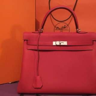 Hermès Bag size 35 Togo