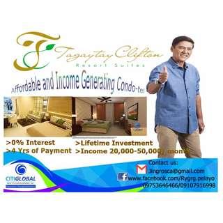 Tagytay Clifton Resort-Suites