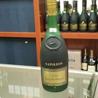 n161 80年代人頭馬拿破倫 remy martin Napoleon