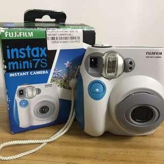 FujiFlim Instax Mini7S