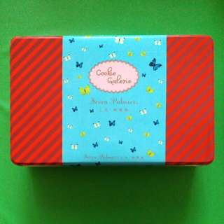 cookie galerie 七色蝴蝶酥2盒