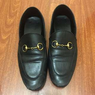 Gucci styled loafer
