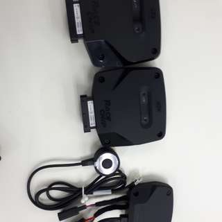 Brand new local set race chip gts and xlr throttle for sale