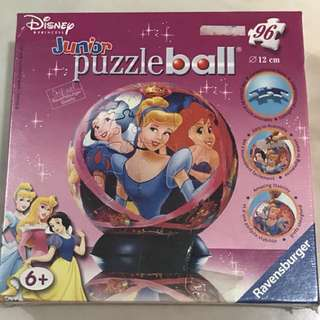 Brand New Puzzle Ball - Princess