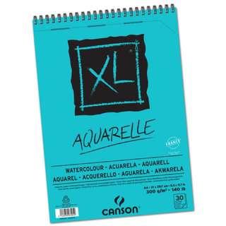 Canson Aquarelle Watercolour Sketchbook