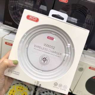 iphone x 無線充電器 xo-wx002 黑白兩色 所以支援無線充電既電話都可以 可批發