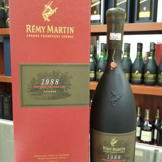 n164 1988人頭馬1988特別版 remy martin 1988 vintage