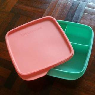 Used lunch box