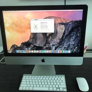 iMac 21.5 Inch 16gb Ram 2013