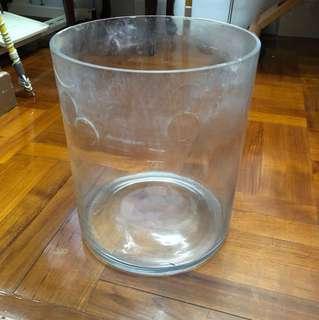 圓柱玻璃缸