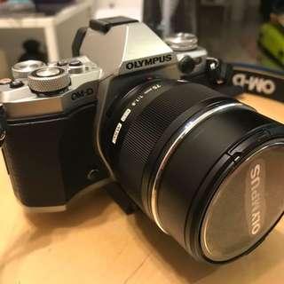 Olympus OMD E-M5mk2 (mark II) (ONLY until 18/12)