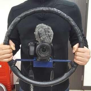 圈型攝影穩定器,微電影