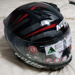 Nolan n87 helmet new M