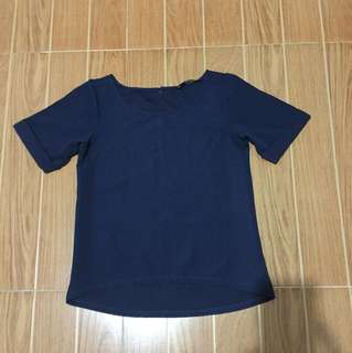 For me blouse small to medium