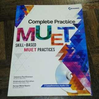 Complete Practice MUET skill-based MUET practices