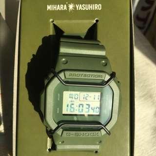 Mihara Yasuhiro x g-shock 5600