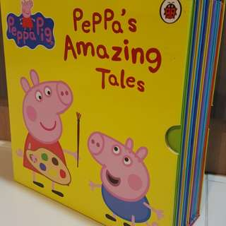 Peppa Pig Storybook Set