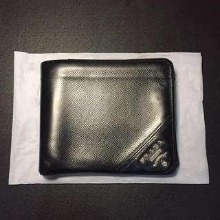 Prada Black Men's Soft Leather Wallet